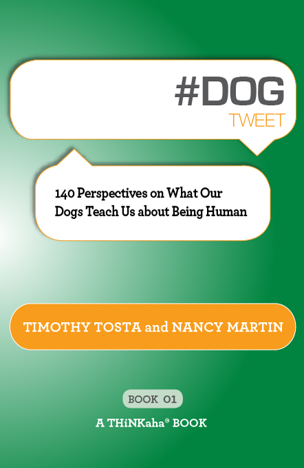 #DOG tweet Book01