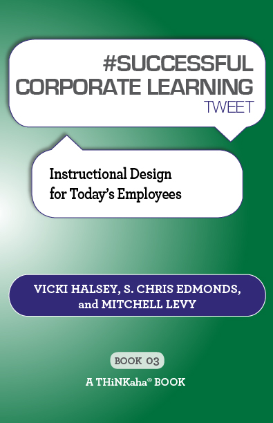 #SUCCESSFUL CORPORATE LEARNING tweet Book 03
