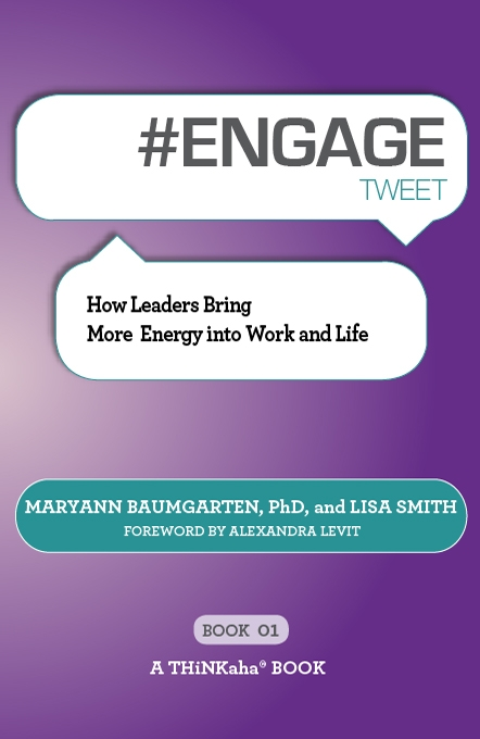 #ENGAGE tweet Book01