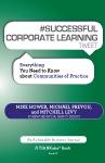 #SUCCESSFUL CORPORATE LEARNING tweet Book 07