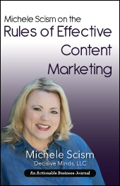 Michele Scism on the Rules of Effective Content Marketing