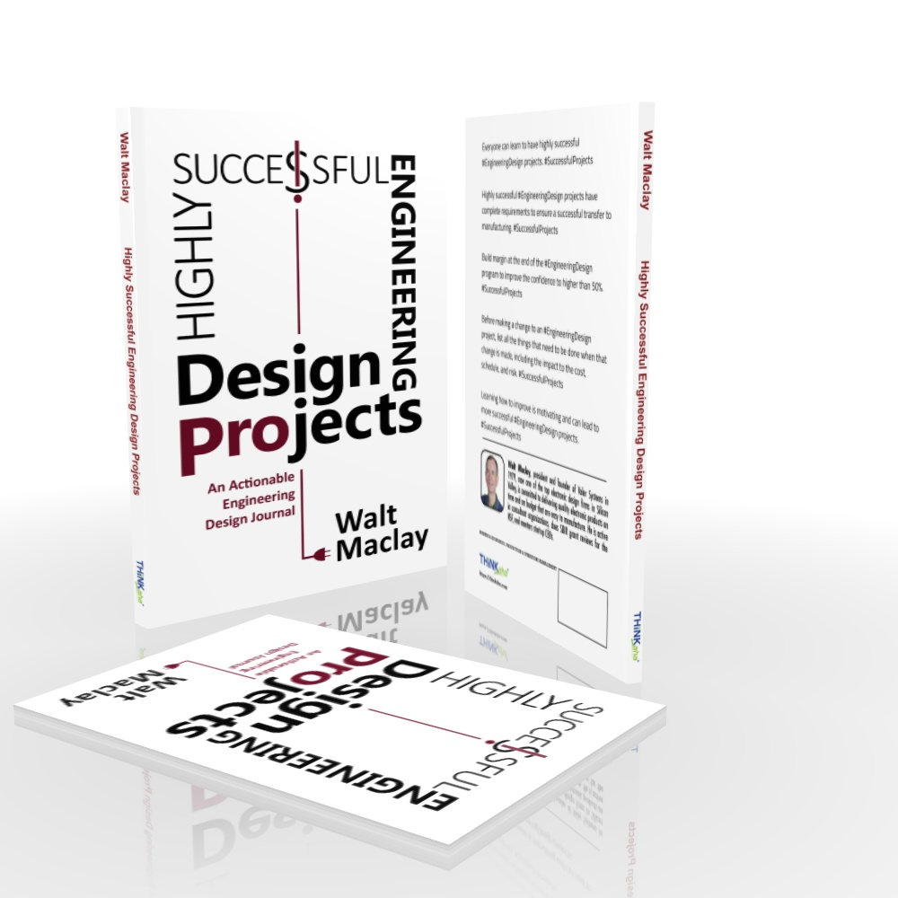 Highly Successful Engineering Design Projects